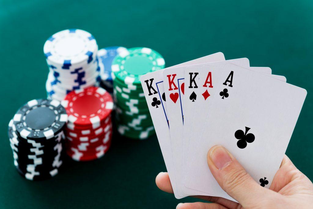 the popularity of online casino