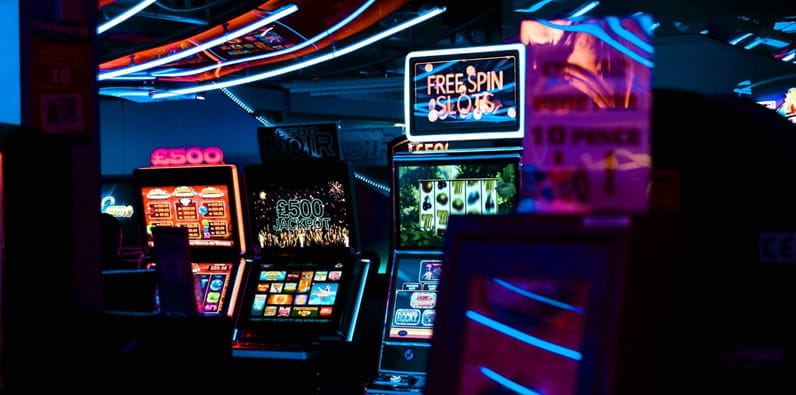 Tips for controlling the slot machine game virtually